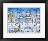 Framed Wintertime