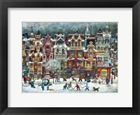 Framed Montreal Winter
