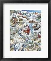 Framed Country Winter (2)