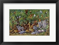 Framed Noah And Friends (Part 2)