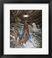 Framed Ahab's Light