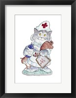 Framed Nurse