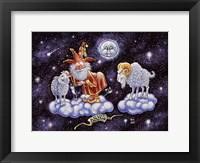 Framed Aries