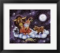 Framed Taurus