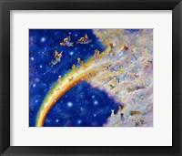 Framed Rainbow Bridge