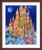 Framed Dragons Castle
