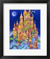 Framed Dragons Castle