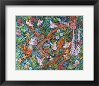 Framed Flower Fairies