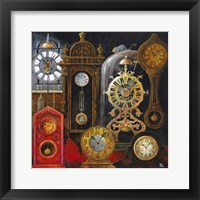 Framed Hickory Dickory Dock