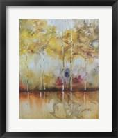 Framed Alazanas I