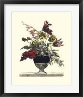 Framed Flowers for June I