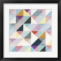 Moderno I Framed Print