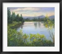 Framed Oregon Reflections
