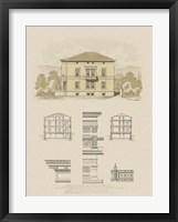 Framed Estate and Plan II