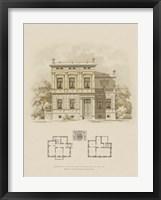Framed Estate and Plan III