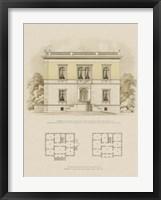 Framed Estate and Plan V