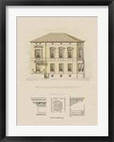 Framed Estate and Plan VI