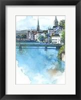 Framed Zurich, Switzerland