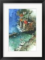 Framed Conca dei Marini - Amalfi Coast