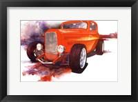 Framed '32 Ford Highboy