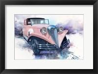 Framed '35 Brewster