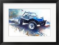 Framed '72 Dune Buggy