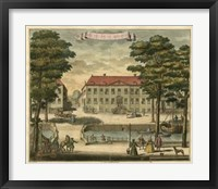 Framed Scenes of the Hague I