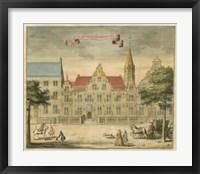 Framed Scenes of the Hague II