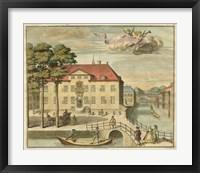 Framed Scenes of the Hague III