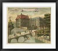 Framed Scenes of the Hague IV