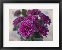 Framed Mums the Word 2