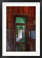 Framed Train Station Doorways