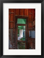 Framed Train Station Doorways