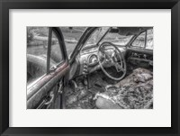 Framed Front Seat BW