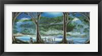 Framed Moon River