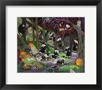 Framed Witches in the Holler