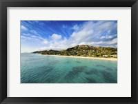 Framed Lanikai Beach Sunrise