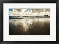 Framed Waimanalo Beach Sunrise