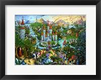 Framed Magic Kingdom