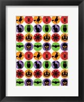 Framed Hallo Handsome Icons