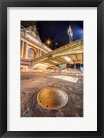 Framed Grand Central Station 1