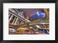 Framed Grand Central