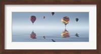 Framed Love is in Air VIII