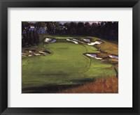 Framed Black Course, Bethpage