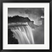 Framed US Niagara Falls 1
