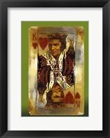 Framed Elvis King
