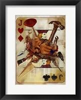 Framed Jack Of All Trades