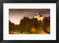 Framed Water Castle