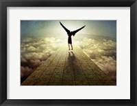 Framed I Can Fly