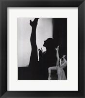Framed After the Dance